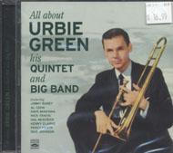 Urbie Green CD