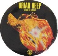 Uriah Heep Pin