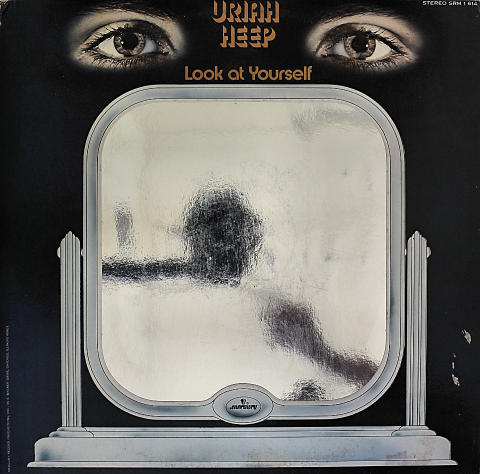 "Uriah Heep Vinyl 12"" (Used)"