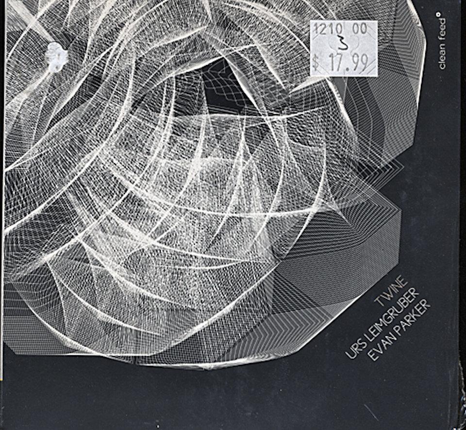 Urs Leimgruber / Evan Parker CD