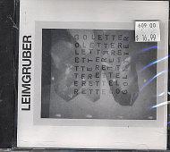 Urs Leimgruber CD