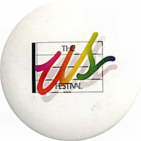US Festival Pin