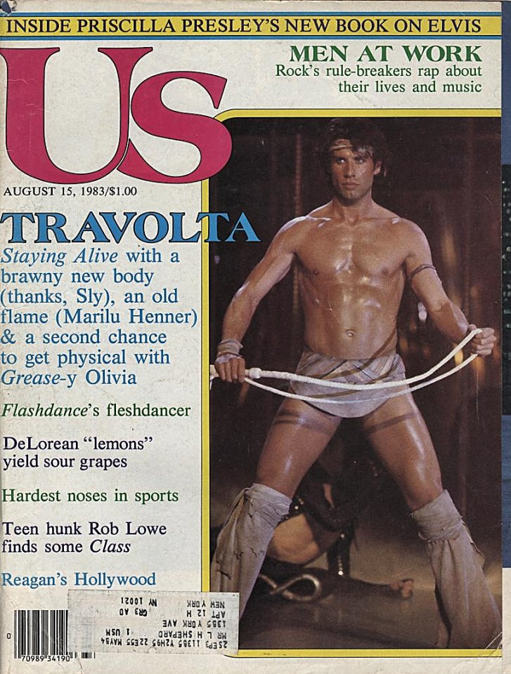 Us Magazine Aug. 15, 1983