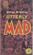 Utterly Mad #4 Book