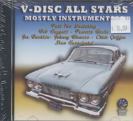 V-Disc All Stars: Mostly Instrumentals, Part Two CD