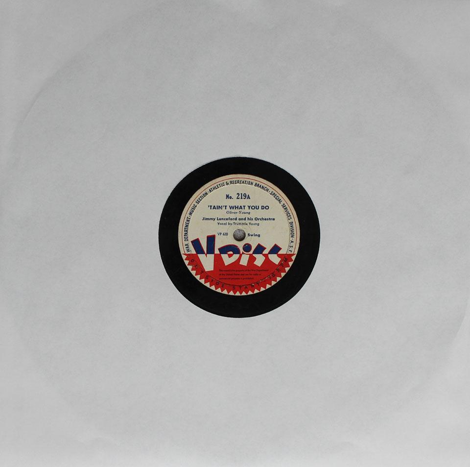 V-Disc No. 219 78