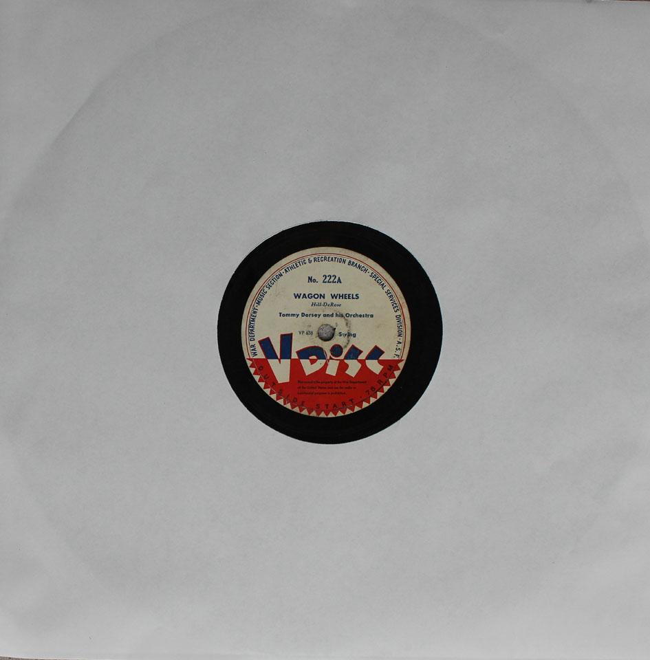 V-Disc No. 222 78