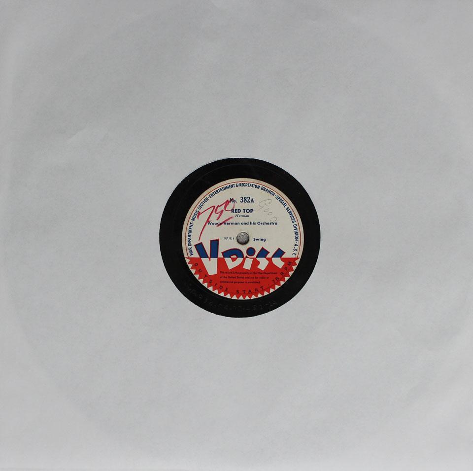 V-Disc No. 382 78