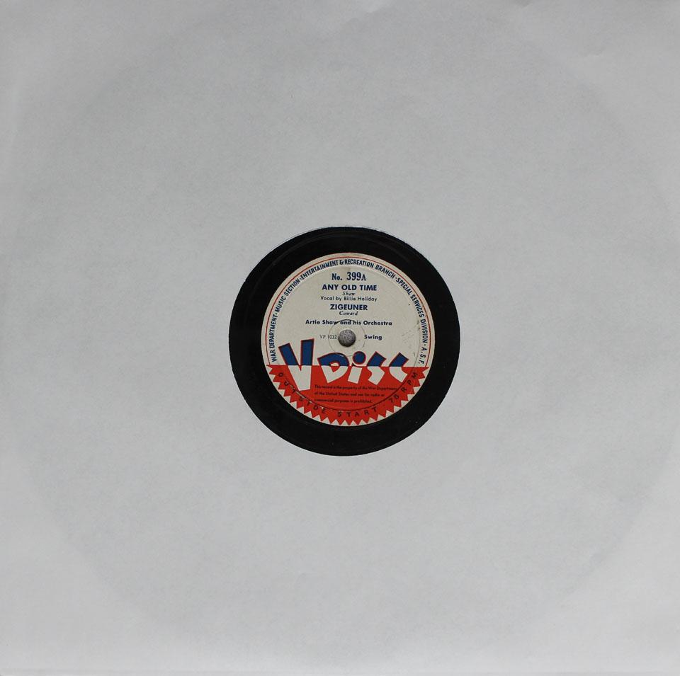 V-Disc No. 399 78