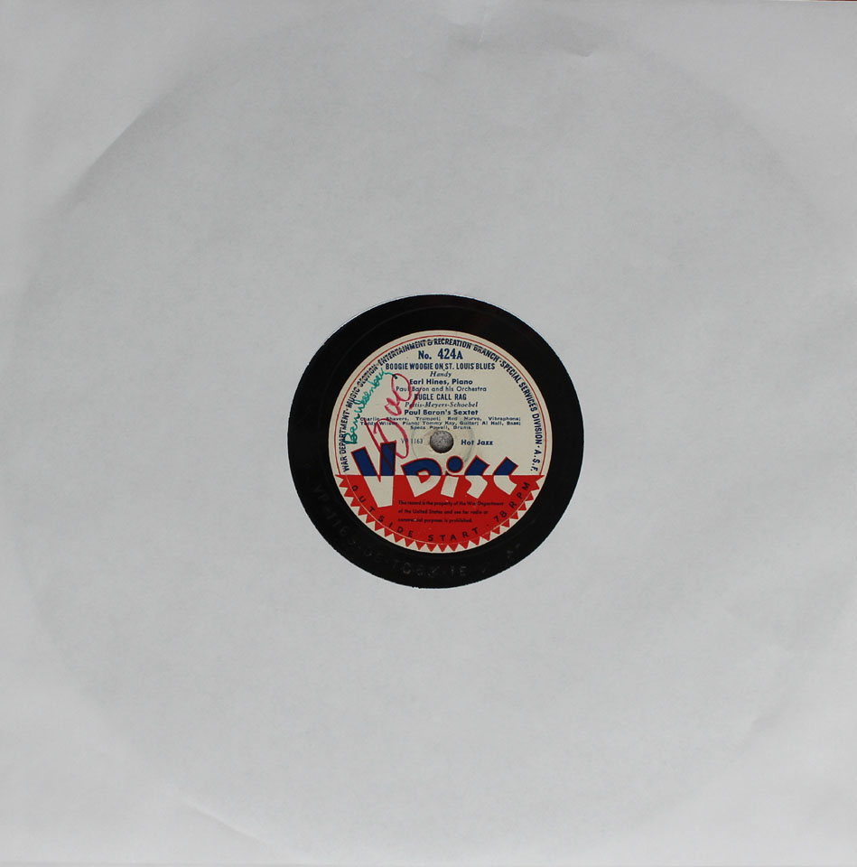 V-Disc No. 424 78
