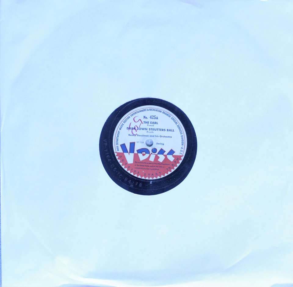 V-Disc No. 425 78