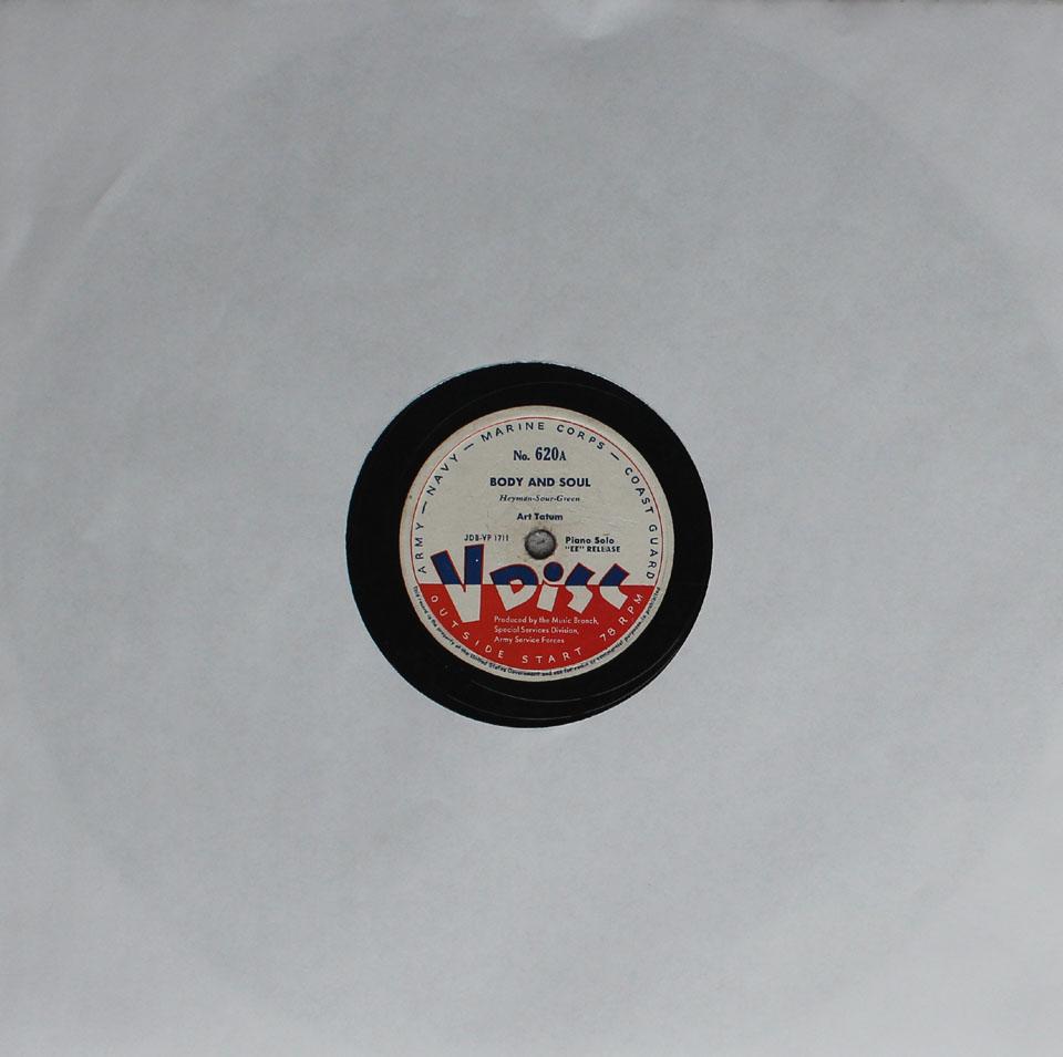 V-Disc No. 620 78