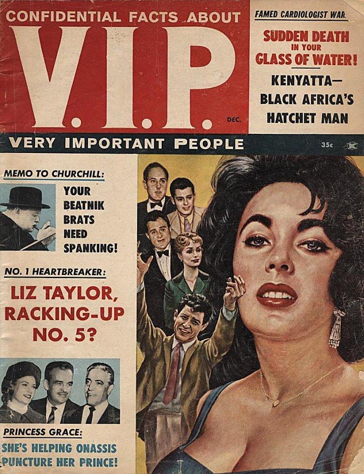 V.I.P. Vol. 1 No. 2