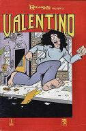 Valentino #1 Comic Book