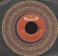 "Valentinos Hawaiian Band Vinyl 7"" (Used)"