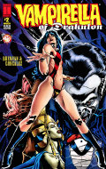 Vampirella of Drakulon #2 Comic Book