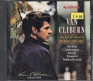 Van Cliburn CD