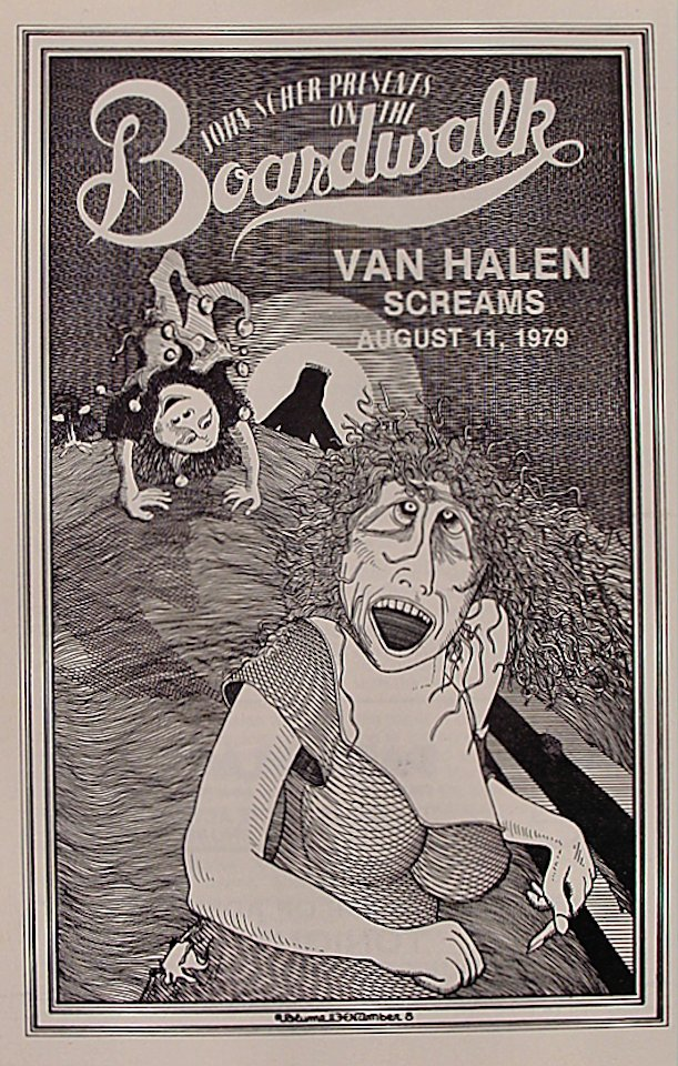 Van Halen Program