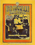 Van Morrison Handbill