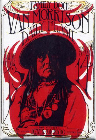 Van Morrison Magnet