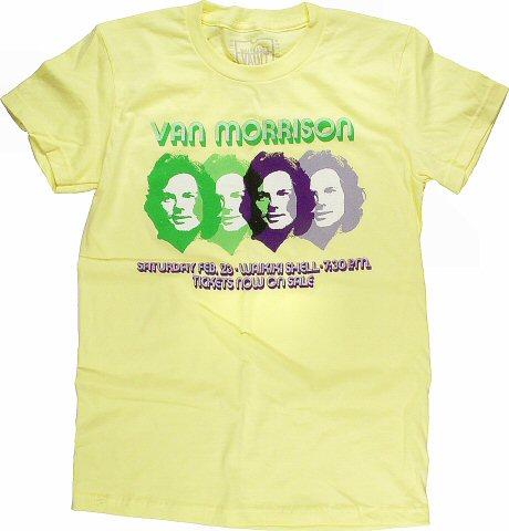 Van Morrison Women's T-Shirt