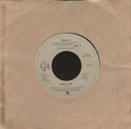 """Vanity 6 Vinyl 7"""" (Used)"""