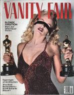 Vanity Fair  Apr 1,1984 Magazine