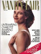 Vanity Fair  Apr 1,1988 Magazine