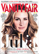 Vanity Fair Magazine April 2012 Magazine