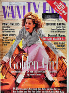 Vanity Fair Magazine September 1995 Magazine