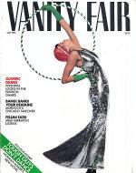 Vanity Fair  May 1,1984 Magazine