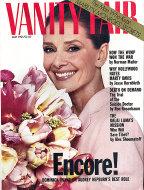 Vanity Fair  May 1,1991 Magazine