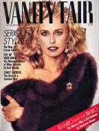 Vanity Fair  Nov 1,1987 Magazine
