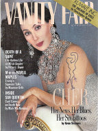 Vanity Fair  Nov 1,1990 Magazine