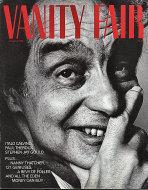 Vanity Fair Vol. 46 No. 6 Magazine