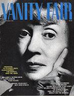 Vanity Fair Vol. 46 No. 9 Magazine