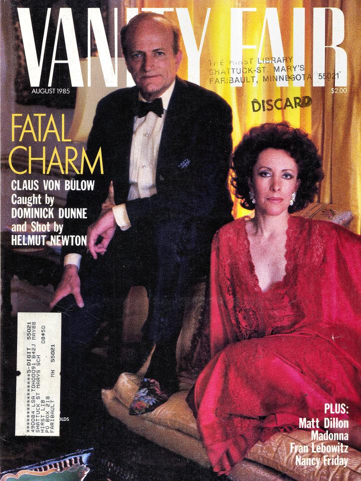 Vanity Fair Vol. 48 No. 8