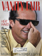Vanity Fair Vol. 49 No. 8 Magazine
