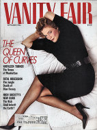 Vanity Fair Vol. 49 No. 9 Magazine