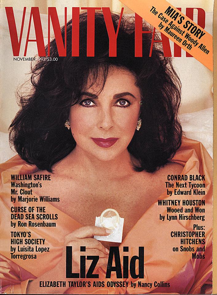 Vanity Fair Vol. 55 No. 11