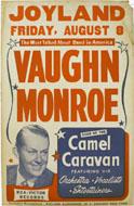 Vaughn Monroe Poster