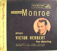 """Vaughn Monroe Vinyl 10"""" (Used)"""
