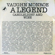 "Vaughn Monroe Vinyl 12"" (New)"