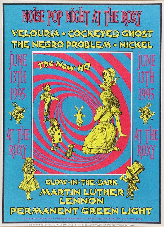 Velouria Poster