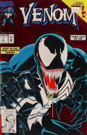 Venom: Lethal Protector Comic Book