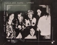 Venus And Mars Wings Promo Print