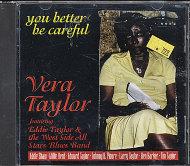 Vera Taylor CD