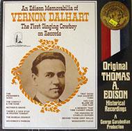 "Vernon Dalhart Vinyl 12"" (New)"