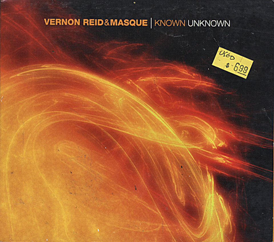 Vernon Reid CD