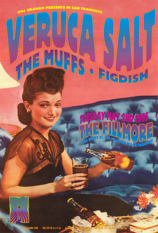Veruca Salt Poster